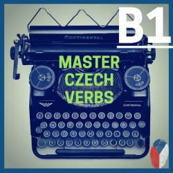 C:MCV.1R Master Czech verbs